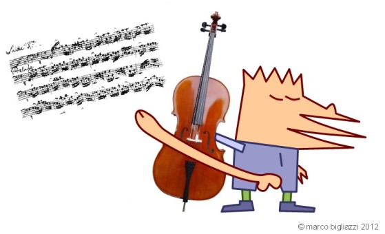 Pypys cellist