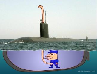 Pypys' periscope