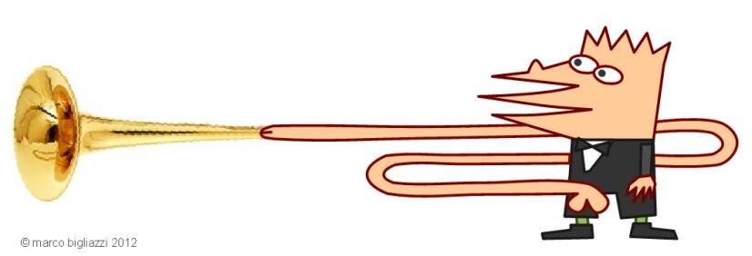 Pypys trombonist