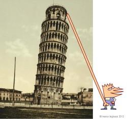 Pypys in Pisa